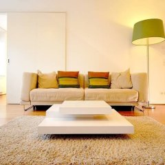 Апартаменты Vienna Residence Stylish Apartment for two People in the Center of Vienna Вена комната для гостей фото 4