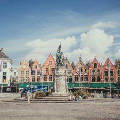 Отель Europ Hotel Бельгия, Брюгге - 2 отзыва об отеле, цены и фото номеров - забронировать отель Europ Hotel онлайн пляж