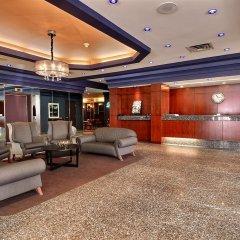 Отель Maritime Plaza Hotel Канада, Монреаль - отзывы, цены и фото номеров - забронировать отель Maritime Plaza Hotel онлайн интерьер отеля фото 2
