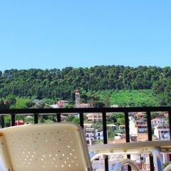 Отель Strada Marina балкон