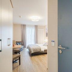 Отель K1 my second home Мюнхен комната для гостей фото 3