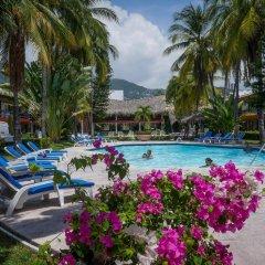 Bali-Hai Hotel бассейн фото 3