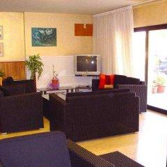 Отель Alcazar Римини комната для гостей