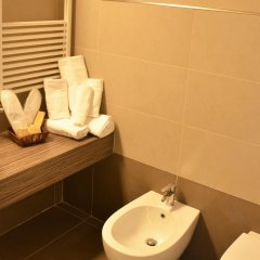 Отель Grand Hotel Montesilvano Италия, Монтезильвано - отзывы, цены и фото номеров - забронировать отель Grand Hotel Montesilvano онлайн ванная фото 2