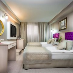Osmanbey Fatih Hotel комната для гостей