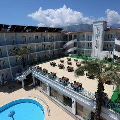 Blue Sky Otel Турция, Кемер - отзывы, цены и фото номеров - забронировать отель Blue Sky Otel онлайн бассейн фото 3
