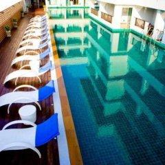 Отель Casa Del M Resort Phuket Патонг бассейн фото 3