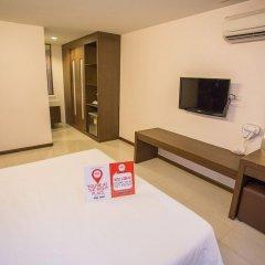 Отель Nida Rooms Phetchaburi 88 Center Point Бангкок удобства в номере