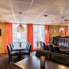 Отель Comfort Hotel Park Норвегия, Тронхейм - отзывы, цены и фото номеров - забронировать отель Comfort Hotel Park онлайн интерьер отеля фото 2