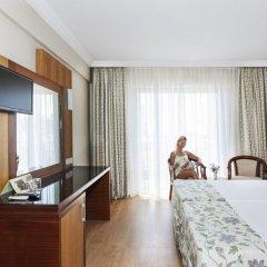Отель Throne Seagate Belek Богазкент комната для гостей фото 5