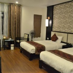 Luxury Hotel комната для гостей фото 3
