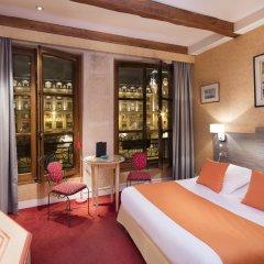 Отель Rives De Notre Dame Париж комната для гостей фото 2