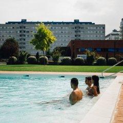 Отель Apartamentos Alday Испания, Камарго - отзывы, цены и фото номеров - забронировать отель Apartamentos Alday онлайн бассейн фото 3