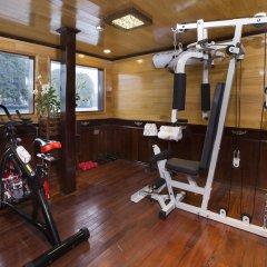 Отель Hera Cruises фитнесс-зал фото 2