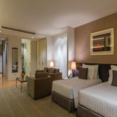 Отель Emporium Suites by Chatrium 5* Номер Делюкс