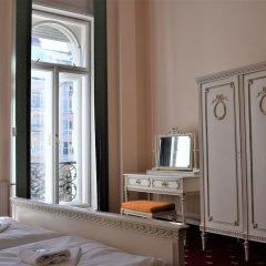 Отель Palacky Чехия, Карловы Вары - 1 отзыв об отеле, цены и фото номеров - забронировать отель Palacky онлайн комната для гостей фото 4