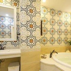 Апартаменты 1BR Victorian Apartment River View D7 ванная