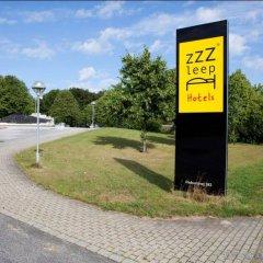 Zleep Hotel Aalborg парковка