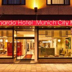 Leonardo Hotel Munich City North банкомат