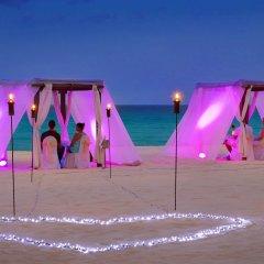 Отель Hyatt Zilara Cancun - All Inclusive - Adults Only Мексика, Канкун - 2 отзыва об отеле, цены и фото номеров - забронировать отель Hyatt Zilara Cancun - All Inclusive - Adults Only онлайн фитнесс-зал фото 3