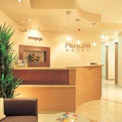 Отель Atrium Польша, Краков - 1 отзыв об отеле, цены и фото номеров - забронировать отель Atrium онлайн интерьер отеля фото 3