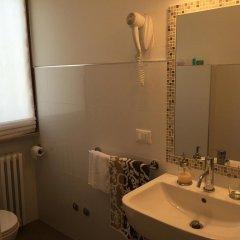 Отель Albergo Ester di Fossi Laura Римини ванная