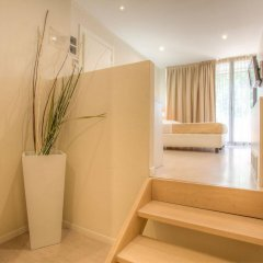 Отель Ferretti Beach Resort Римини удобства в номере фото 2