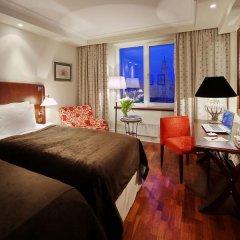 Гостиница Sokos Olympia Garden 4* Стандартный номер с двуспальной кроватью фото 4