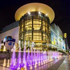 Отель Holiday Inn Express Bangkok Siam развлечения
