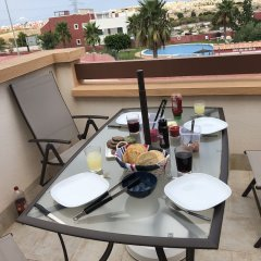 Отель Spanish Family Duplex балкон
