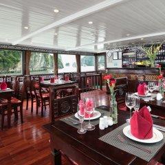 Отель Halong Carina Cruise Вьетнам, Халонг - отзывы, цены и фото номеров - забронировать отель Halong Carina Cruise онлайн питание фото 2