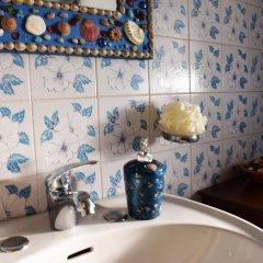 Отель Dimora Fulgenzio Лечче ванная