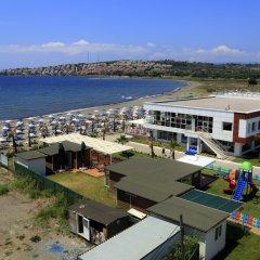 Отель Labranda Lebedos Princess - All Inclusive пляж