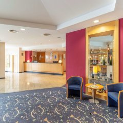Отель Ramada by Wyndham Hannover Германия, Ганновер - отзывы, цены и фото номеров - забронировать отель Ramada by Wyndham Hannover онлайн интерьер отеля фото 2