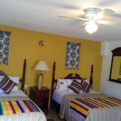 Отель Posada Margaritas комната для гостей фото 4