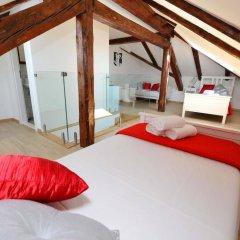 Отель Nirvana Luxury Rooms комната для гостей фото 2