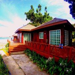 Отель Scuba Tiger Semporna Holiday Resort пляж фото 2