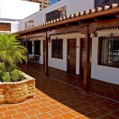 Hotel Las Rampas Фуэнхирола балкон