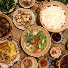 24h Saigon Hotel питание