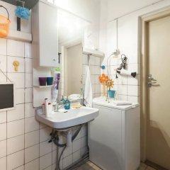 Апартаменты Velvet Revolution Apartment ванная