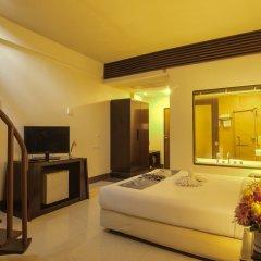 Отель Woraburi The Ritz Паттайя комната для гостей фото 5