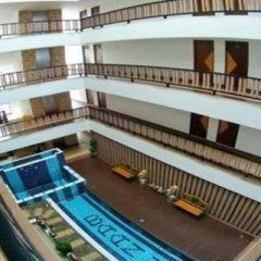 Отель Riski Residence Charoen Krung интерьер отеля