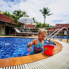 Отель Horizon Patong Beach Resort And Spa Пхукет детские мероприятия фото 2