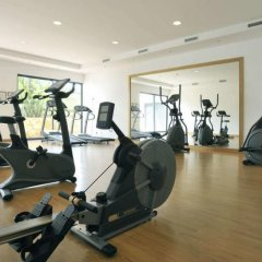 Отель Pestana Alvor Park фитнесс-зал