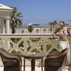 Отель Las Arenas Balneario Resort Испания, Валенсия - 1 отзыв об отеле, цены и фото номеров - забронировать отель Las Arenas Balneario Resort онлайн балкон