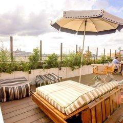Отель Generator Paris Франция, Париж - 5 отзывов об отеле, цены и фото номеров - забронировать отель Generator Paris онлайн бассейн