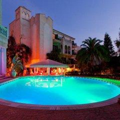Lago Garden Apart-Suites & Spa Hotel бассейн фото 2