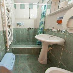Отель Hostel Centar Сербия, Белград - отзывы, цены и фото номеров - забронировать отель Hostel Centar онлайн ванная фото 2