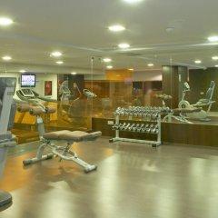 Отель Fira Congress Испания, Оспиталет-де-Льобрегат - 1 отзыв об отеле, цены и фото номеров - забронировать отель Fira Congress онлайн фитнесс-зал фото 3