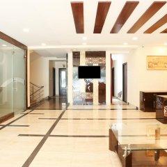 Отель Treebo Trend Blueberry Inn Индия, Райпур - отзывы, цены и фото номеров - забронировать отель Treebo Trend Blueberry Inn онлайн интерьер отеля фото 2